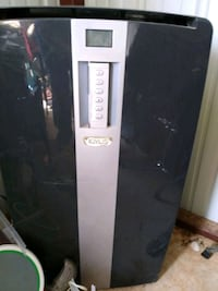 Large Portable Air Conditioner with Heating Option