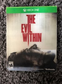 The Evil Within Xbox One game case Dover, 17315