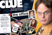I am looking for CLUE The Office board  games Montréal, H8T 2A7