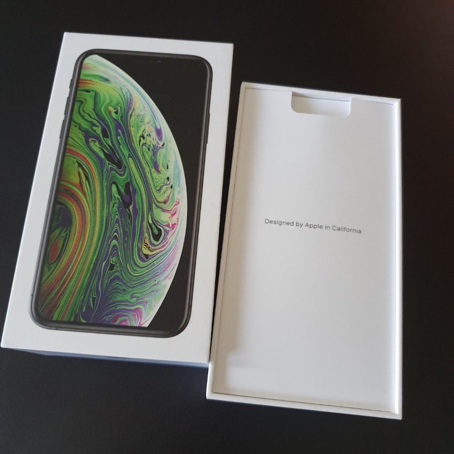 iPhone Xs 256gb Black Unlocked