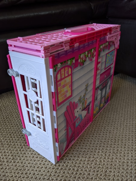 Replacement Bed and Chairs Mattel Fisher Price Barbie Glam Vacation House