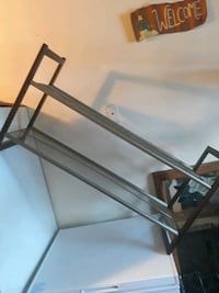 Shoe rack open to trades OBO