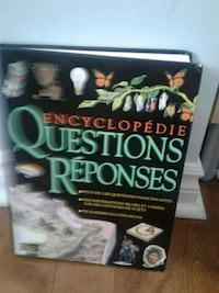 Encyclopedie Questions Reponses book Montréal, H9H 2Y8