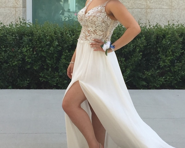 0667832d317ec Used Terani Couture dress for sale in Whitby - letgo