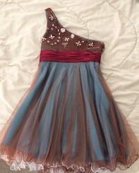 Formal prom dress - short