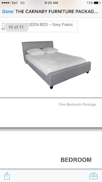 Queen Bed Frame. New in Box Toronto, M6S 3G3