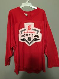 Hockey night in Canada jersey M Winnipeg, R2C 0G5