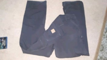 New Men's Carhartt Insulated Jeans