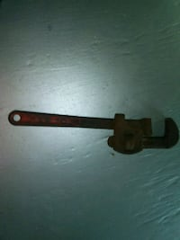 Vintage Pipe Wrench Rockford, 61104
