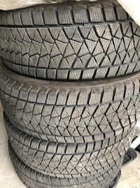 Dodge Journey 2012 4 Winter tires  Brossard