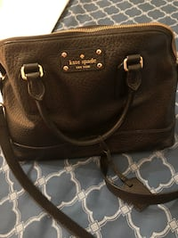 4493fff54 Used Black leather Kate Spade, Juicy Couture and backpack purse for ...