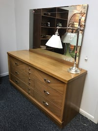 Mid century dresser with mirror Ocala, 34475