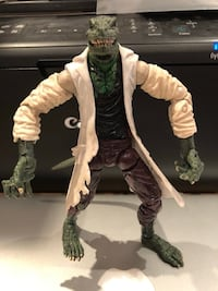 Spider-Man. Lizard Action Figure. Marvel comics  Toronto, M5S 2T4