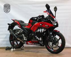 Honda Cbr250r Yeni Kasa Sticker Set