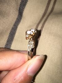 gold promise ring size 5 Arlington