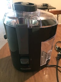 black and gray Hamilton Beach power juicer Ashburn, 20148