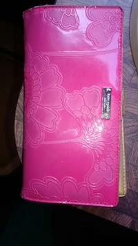 Kate Spade wallet pink and gold Texas, 78617