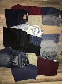 women's assorted clothes Victorville, 92392