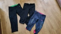 Adidas exercise pants  Toronto, M5A 2V8