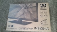 "Insignia NS- [PHONE NUMBER HIDDEN] "" LED HDTV NEW! Surrey"