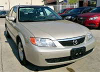 2001 MAZDA PROTEGE 71k MANUAL TRANSMISSION Houston