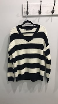 Vera moda striped sweater 3729 km