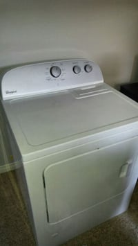 white front-load clothes washer Costa Mesa, 92626