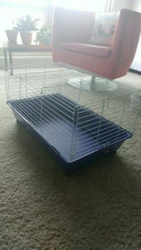 Blue pet cage Silver Spring, 20910