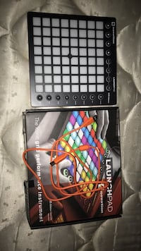 Novattion launchpad brand new never used  Riverside, 64150