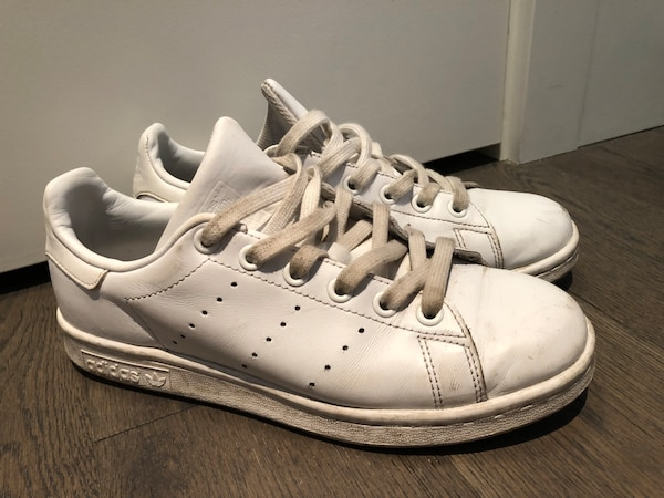 e05bce3b44c9 Used Adidas Stan Smith all white for sale in Vancouver - letgo