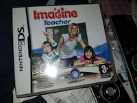 Imagine Teacher spill til Nintendo DS  Oslo, 0950