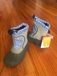 Brand New Sporto Winter Boots Size 7/8 for toddler  Chicago, 60639