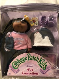 Cabbage Patch Kids - Pet Collection Doll Alexandria, 22306