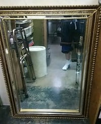 Big mirror gold fram really nice St. Catharines, L2T 2L5