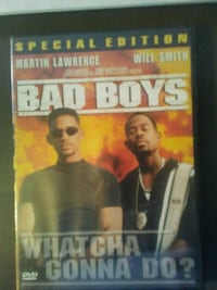 DVD Bad Boys ( Martin Lawrence and Will Smith ) Special Edition. New York, 10128