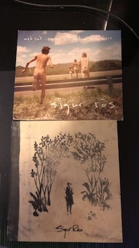 Sigur ros albums (takk and the one with festival) Coquitlam, V3J 1P7