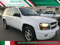 Chevrolet TrailBlazer 2009 Rancho Cordova, 95670