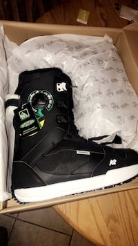 BRAND NEW WORN ONCE K2 Snow Boots Portland, 97213