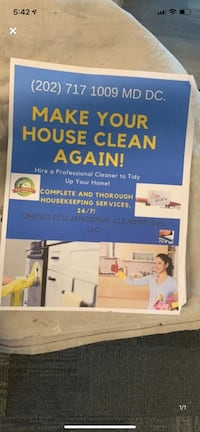 House cleaning Kensington