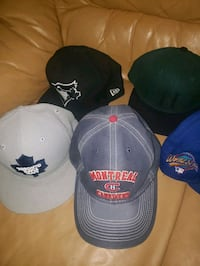 Fitted hats Markham