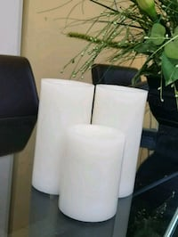 Battery Operated Candles  Toronto, M4C 5S1