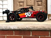 red and black RC car Linden, 07036