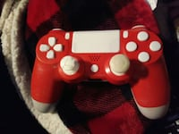 Customed colored ps4 controller Madera