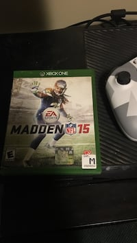 Xbox one madden nfl 16 game  Boyne City, 49712