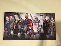 Suicide squad painting Coral Springs, 33065