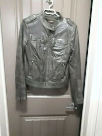 Size small danier leather jacket Grande Prairie, T8V 0S6