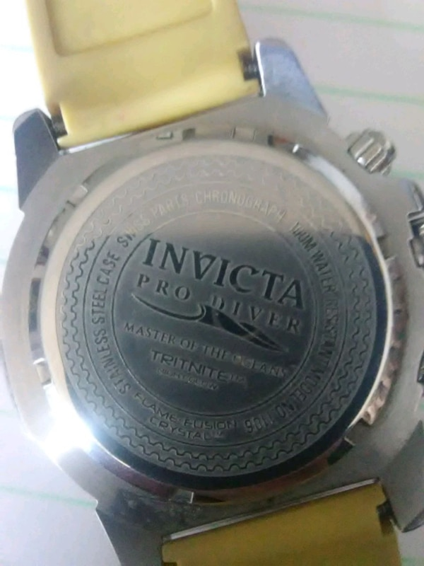 Invicta diving watch - 100m 1