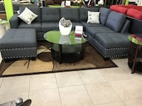 Sectional With ottoman included  Las Vegas, 89115
