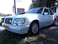 1995 MERCEDES-BENZ E320, LIKE NEW CONDITION, EVERYTHING ORIGINAL, COLD A/C, RUNS AND DRIVES NEW, CLEAN TITLE Kissimmee, 34746