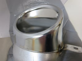 Chrysler 300 exhaust tail pipe tip